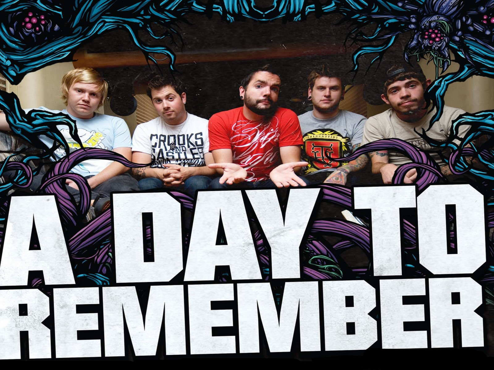 a day to remember | EL RINCÓN DEL MUSICÓN A Day To Remember 2012